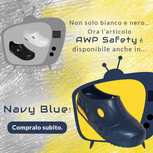 Nuovo colore AWP SAFETY Blue Navy