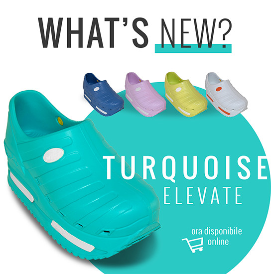 Nuovo colore Turquoise